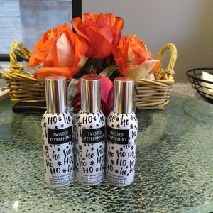 BathandBodyWorks HO Peppermint Room Sprays